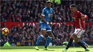 Video bàn thắng Manchester United 1-0 Bournemouth