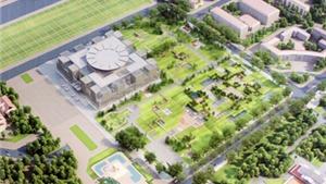 Thi tuyển phương án kiến trúc Khu di tích Hoàng thành Thăng Long