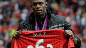 Usain Bolt mỉa mai Arsenal: 'Họ thậm chí không thắng nổi một Man United tệ nhất'