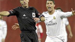 Real nín thở chờ Ronaldo được giảm án