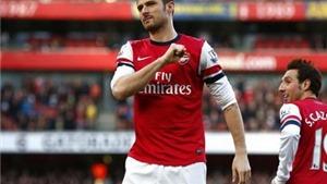 Arsenal: Mỗi ngày một ngôi sao…