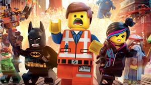 'The Lego Movie' dẫn đầu doanh thu năm 2014