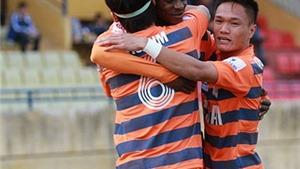 AFC Cup bảng G: V.Ninh Bình thắng dễ South China