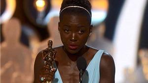 Lupita Nyong'o, Jared Leto gây xúc động với bài phát biểu trong lễ trao giải Oscar