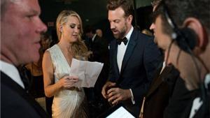 Oscar 2014: Những khoảnh khắc sau hậu trường