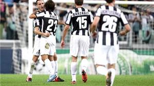 Juventus: Thành trì trở lại