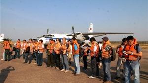 Vụ máy bay Boeing 777-200 mất tích: Phóng viên quốc tế đổ về Phú Quốc