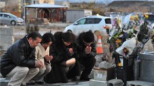 Nhật Bản 3 năm thảm họa động đất, sóng thần: 2.636 người vẫn mất tích