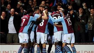 Chấm điểm Aston  Villa 1-0 Chelsea: Torres lại phải nhận điểm 4/10