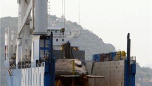 Tàu ngầm Kilo thứ hai - HQ 183 Thành phố Hồ Chí Minh đã về đến Cam Ranh