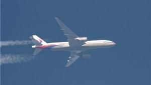 Giả thuyết: MH370 bốc cháy dữ dội, máy bay cố gắng hạ cánh không thành công