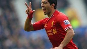 VIDEO: Suarez tinh quái nhấc chân, bỏ bóng khiến thủ môn Tottenham ôm hận