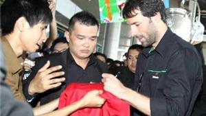 CĐV Manchester United tại Việt Nam hụt hẫng vì có quá ít thời gian với 'Van Gol'