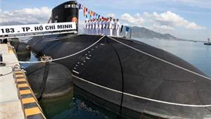 Sức mạnh Hải quân Việt Nam: Từ tàu ngầm Kilo, tàu hộ vệ Gepard đến tiêm kích Su-30