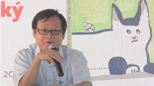 Nguyễn Nhật Ánh và Lê Minh Quốc 'thi nhau' ký tên