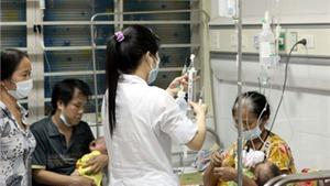 Thái Bình: Diễn biến khác thường, bệnh sởi tập trung ở trẻ dưới 9 tháng tuổi