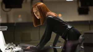 Vượt qua 'Transcendence', 'Captain America' thống trị các phòng vé Bắc Mỹ tuần thứ ba liên tiếp