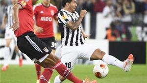 CẬP NHẬT tin sáng 2/5: Benfica, Sevilla vào chung kết Europa League. Rooney dính chấn thương bí ẩn