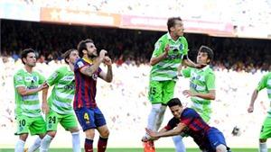 Hàng thủ của Barca: Bóng bổng và sự hớ hênh của các hậu vệ