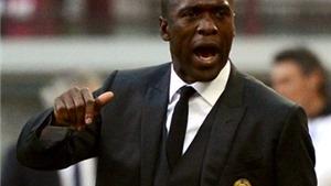 HLV Clarence Seedorf: 'Milan sẽ chiến đấu đến cùng vì... Europa League'