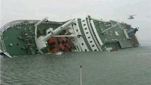 Chở hàng hóa quá tải là nguyên nhân trực tiếp của thảm kịch chìm phà Sewol