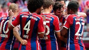 Bayern - Stuttgart 1-0: Pizarro dâng Đĩa bạc cho Bayern