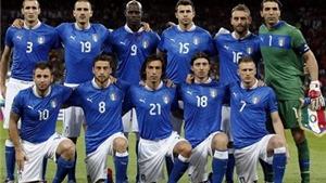 Danh sách sơ bộ 30 cầu thủ ĐT Italy dự World Cup 2014: Có Pirlo, Cassano và Balotelli nhưng không Gillardino