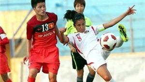 Thắng 3-1 ĐT nữ Jordan, ĐT nữ Việt Nam đứng trước cơ hội dự World Cup