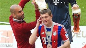 Đạt được thỏa thuận mua Toni Kroos, Man United liên hệ với Arjen Robben