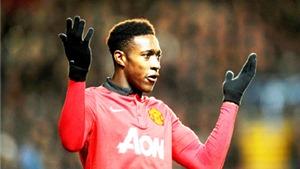 Muốn đá trung phong, Danny Welbeck tính đường rời Man United