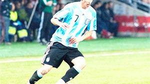 Đội tuyển Argentina tập kín mà không có Di Maria