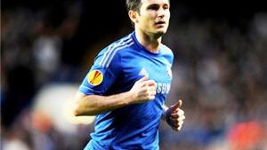 Frank Lampard trở thành đồng đội với David Villa ở Mỹ