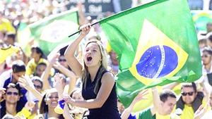 Du lịch Brazil sẽ kiếm hơn 3 tỷ USD nhờ World Cup 2014