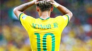 Brazil - Mexico 0-0: Neymar không thắng nổi một thủ môn thất nghiệp