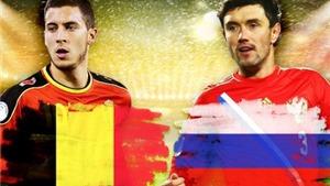 Thông tin thú vị trận Bỉ - Nga 1-0: 'Quỷ đỏ' ăn nên làm ra nhờ dàn dự bị