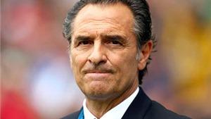 Cesare Prandelli từ chức HLV Italy: Thêm một cú nhói đau