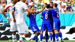 Góc thơ LÊ THỐNG NHẤT: Bình luận trận Bosnia & Herzegovia - Iran 3-1
