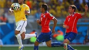 Tranh cãi: Howard Webb đã tước của Brazil một bàn thắng?