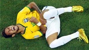 Dính chấn thương nặng, Neymar chia tay World Cup