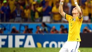 Bây giờ, Luiz là 'Cậu bé vàng' của Brazil