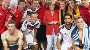 Phủ Thủ tướng Đức chúc mừng thầy trò Joachim Loew