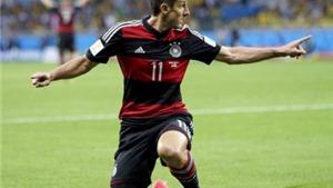 Những điều có thể bạn chưa biết về Miroslav Klose