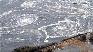 Động đất ngoài khơi vùng biển Fukushima Nhật Bản gây sóng thần