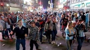 Bạo lực phủ bóng hoạt động ăn mừng World Cup ở Argentina