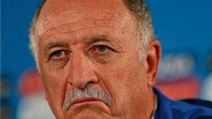 HLV Felipe Scolari bị sa thải