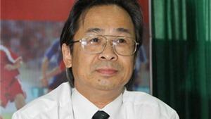 Ông Nguyễn Lân Trung: 'Đưa bóng đá phong trào phát triển thực chất'