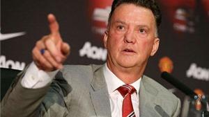 HLV van Gaal công bố danh sách 25 cầu thủ Man United du đấu