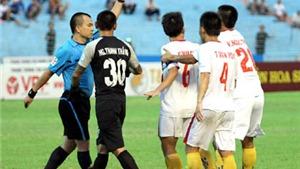 SHB.Đà Nẵng thắng Hải Phòng, trọng tài bị 'dọa giết'
