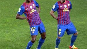 Barca muốn mua Cuadrado: Thành bại nằm ở đôi cánh