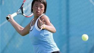 Giải Quần vợt quốc tế ITF nhóm 5 - 2014: Minh Trang dừng bước ở bán kết